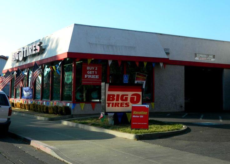 Big O Tires - 1513 5th St., Davis, CA; STORE HOURS: Mon - Fri 7:30 AM - 5:30 PM; Saturday 8:30 AM - 4:30 PM; Sunday Closed PHONE NUMBER (530) 753-7900