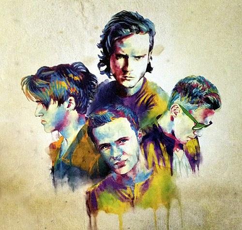 New McFly artwork. Beautiful.
