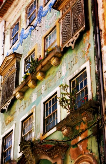 Coimbra Facade, Portugal
