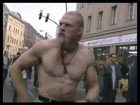 All Hail Techno Viking! Techno Viking says GO TO INDUSTRIAL FEST!!!! aug 29-30 at Historic Scoot Inn