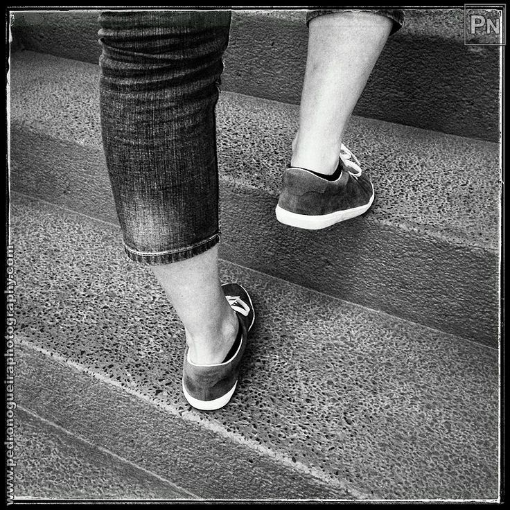 """Steps"" Mobile phone photography by Pedro Nogueira"