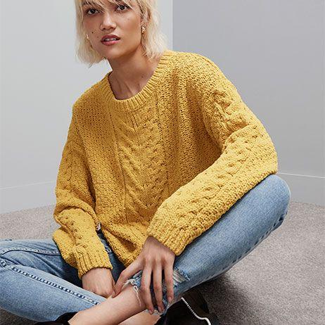 Primark AW17 womenswear knitwear jumpers cardigans