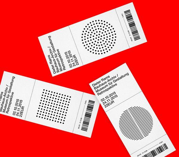 Best 25 Ticket design ideas – Ticket Design