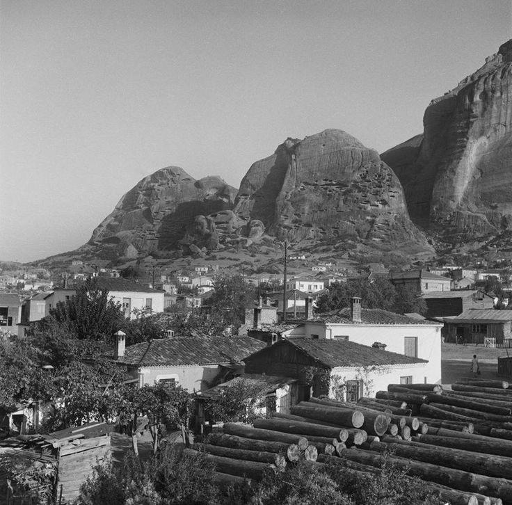 Walter Schroder ,Ελλάδα Μετέωρα 1950-1970