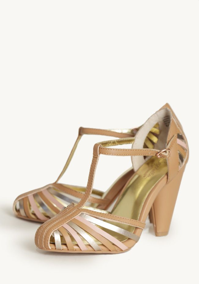 Better - Tempest T-strap Heels By Seychelles