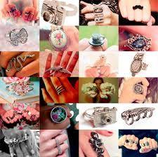"""Képtalálat a következőre: """"divatos gyűrűk"""""""