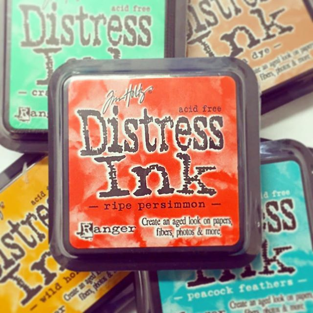 """Don't Stress- #Distress"" - #TimHoltz maybe probably"