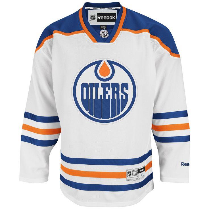 ea207bde0 ... Official Away Reebok Premier Replica NHL Hockey Jersey Preschool Edmonton  Oilers Connor McDavid Orange Replica Player Jersey Youth Captain C Patch 97  ...
