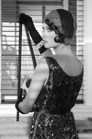 Bérénice Bejo from The Artist.
