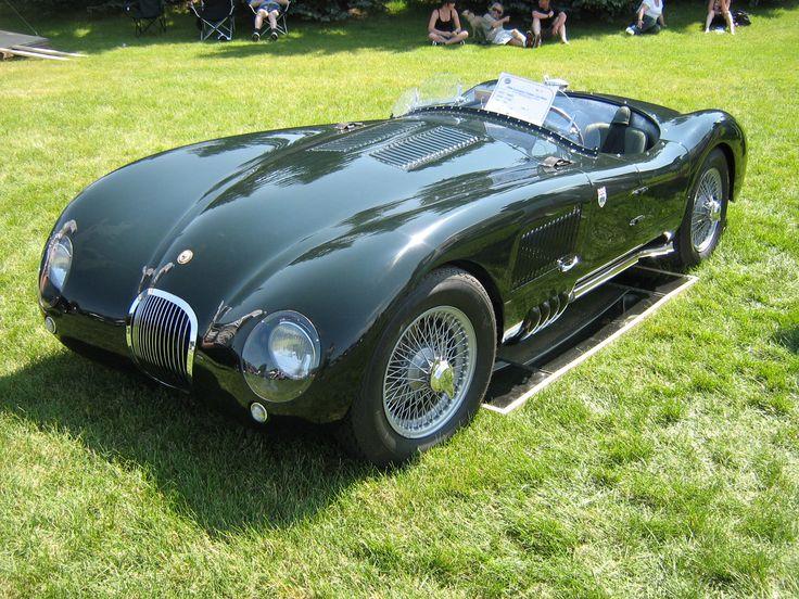Jaguar C Type