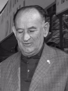 Marton Bukovi. Budapest. Austria-Hungary. (1903-1985). Προπονητής από το 1965-1967. 2 πρωταθλήματα 4 κύπελλα. Σύνθημα ' Του Μπούκοβι την ομαδάρα, τη λένε Ολυμπιακάρα '. Πρόεδρος ο Γιώργος Ανδριανόπουλος.