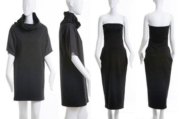 Платье Натальи Водяновой   Multiwear: платье-трансформер