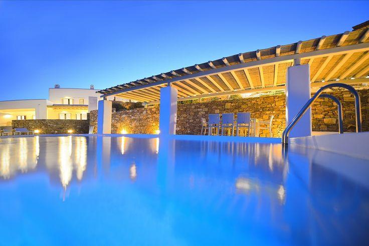 Luxury Suricata villas in Mykonos Greece