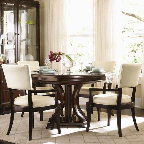 die 25+ besten ideen zu round dining set auf pinterest | runder, Esstisch ideennn