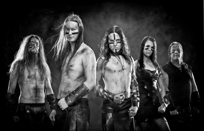 Band: Ensiferum. Label: Nuclear Blast Records. Country: Finland. Copyright: Terhi Ylimäinen Photography