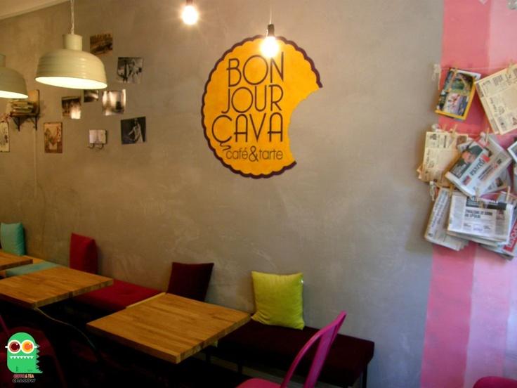 BonJour CaVa, Warszawska 16, Cracow