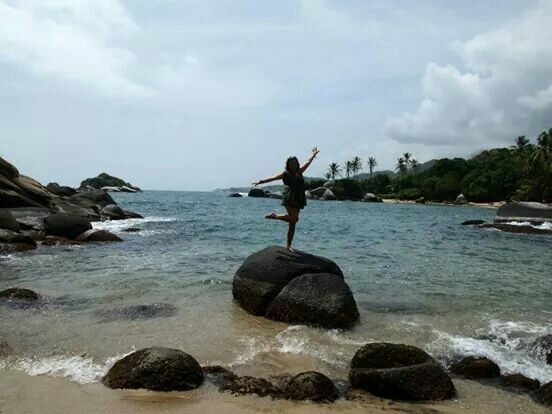 Loving life in Parque Tayrona - Colombia '13