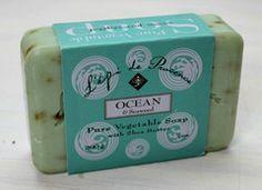 L'epi de Provence Ocean and Seaweed Soap