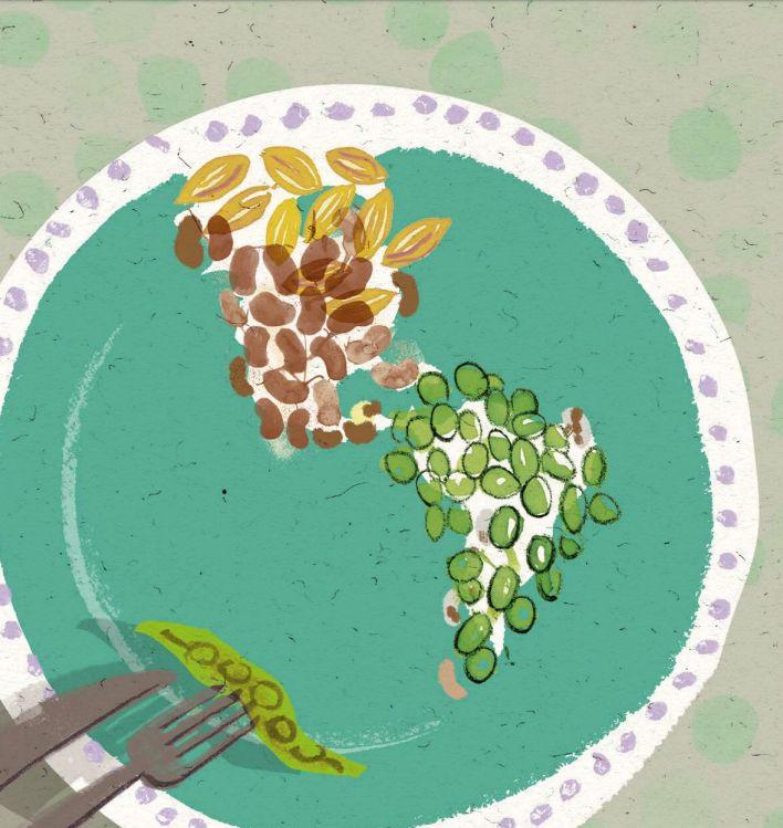 Redenutri | Grandes chefs divulgam receitas com leguminosas em novo livro da FAO