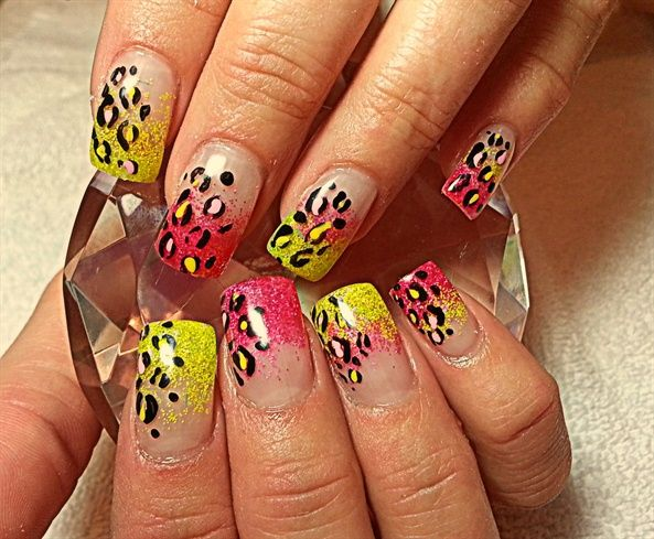 Hottness by dcgroves - Nail Art Gallery nailartgallery.nailsmag.com by Nails Magazine www.nailsmag.com #nailart
