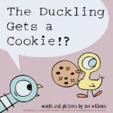"Sticky Cookie Craft for ""The Duckling Gets a Cookie"" and other books/projects"