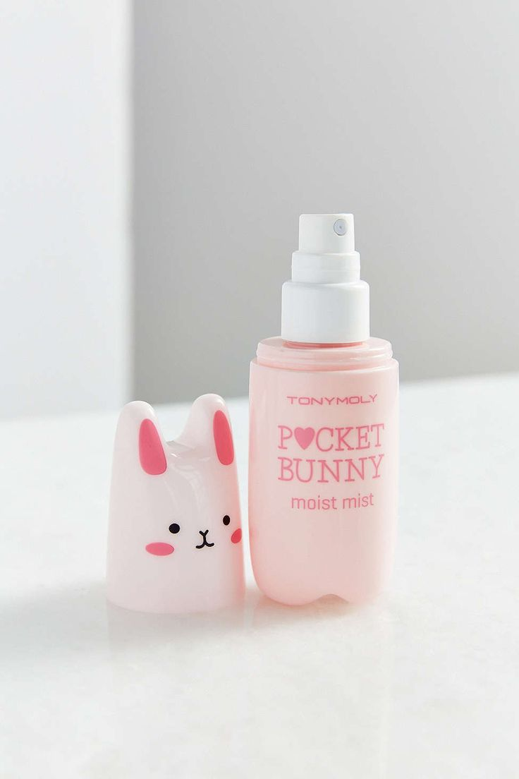 TONYMOLY Pocket Bunny Sleek+Moist Mist - Urban Outfitters