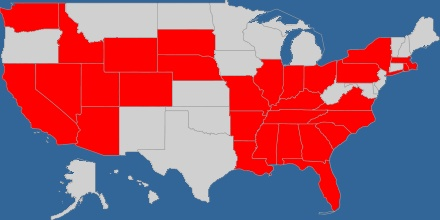 Visit All 50 States 29 50 Places Spaces I 39 Ve Been