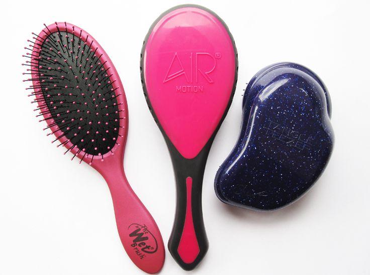 Original Detangler Hair Brush Teal by wet brush #17