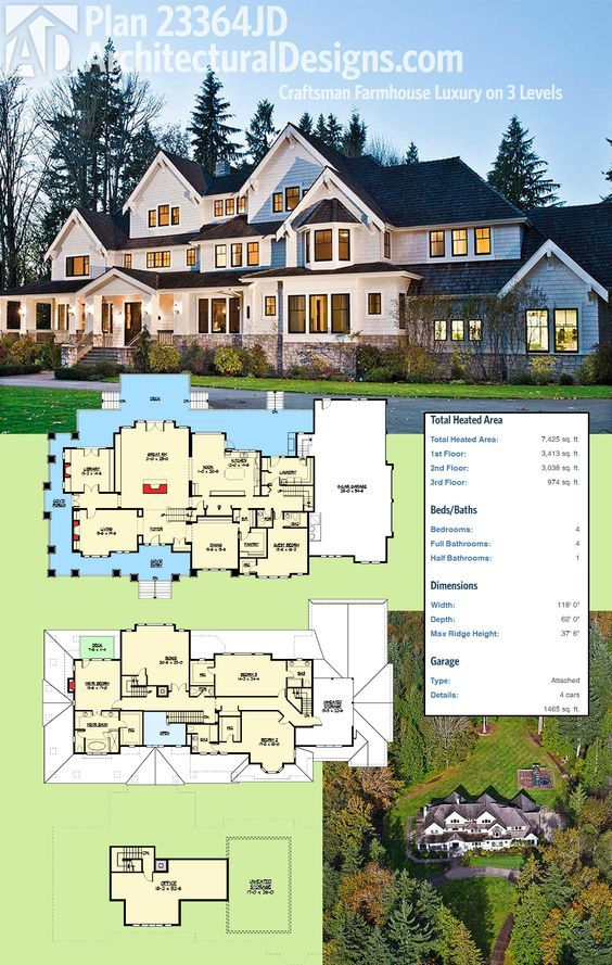 2232 Best Images About Blueprints Dream Homes On