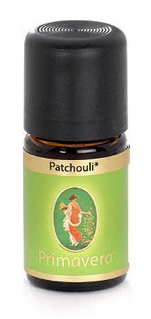 Patchouli Oil 5mL (organic) by Primavera