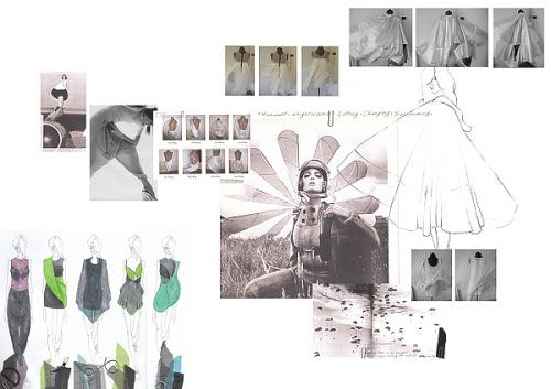 Student work - Fashion BA(Hons) - 2014 entry course - London undergraduate courses - Kingston University London
