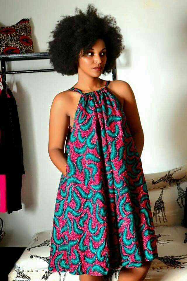 African style fashion