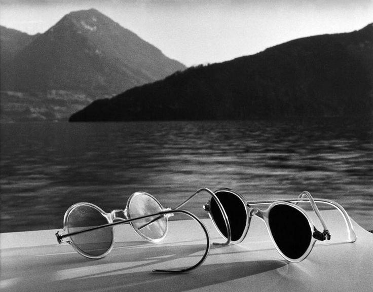 Herbert List photography Spring Sunshine #glasses #summer