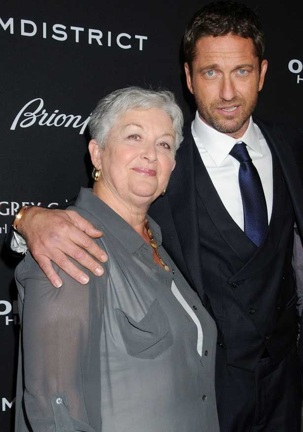 The woman who gave us our incredible man - his beloved mum, Margaret <3