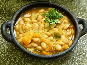 Cocina chilena barato y rico: Porotos con Quínoa