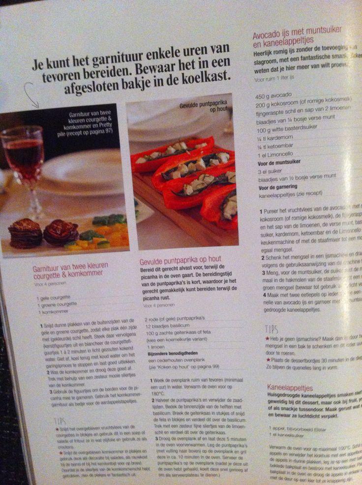 In Food Kerstspecial 2013 verscheen dit artikel over de OvenPlank (deel 2)