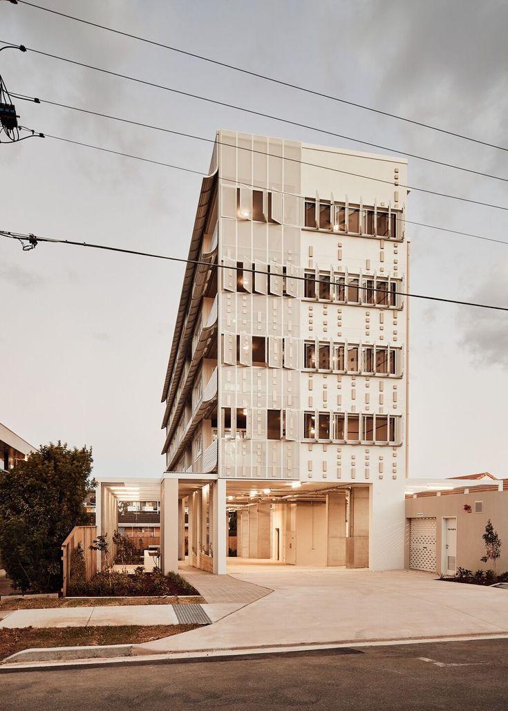 Primrose Street Apartments PHOOEY Architects Archello