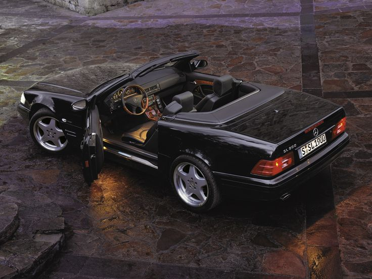 Mercedes-Benz SL 500 Final Edition (R129) '2000–01