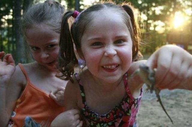 Позитивные и  смешные детские фото. Цветы жизни