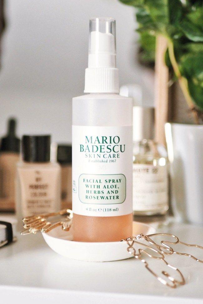 The Cult Facial Sprays From Mario Badescu B E A U T Y