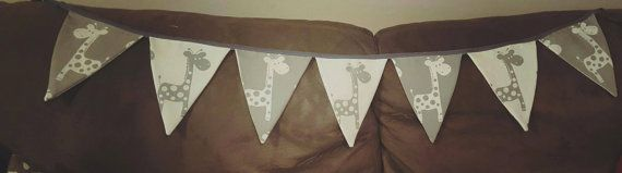 Bunting by SewNSewsDesigns on Etsy
