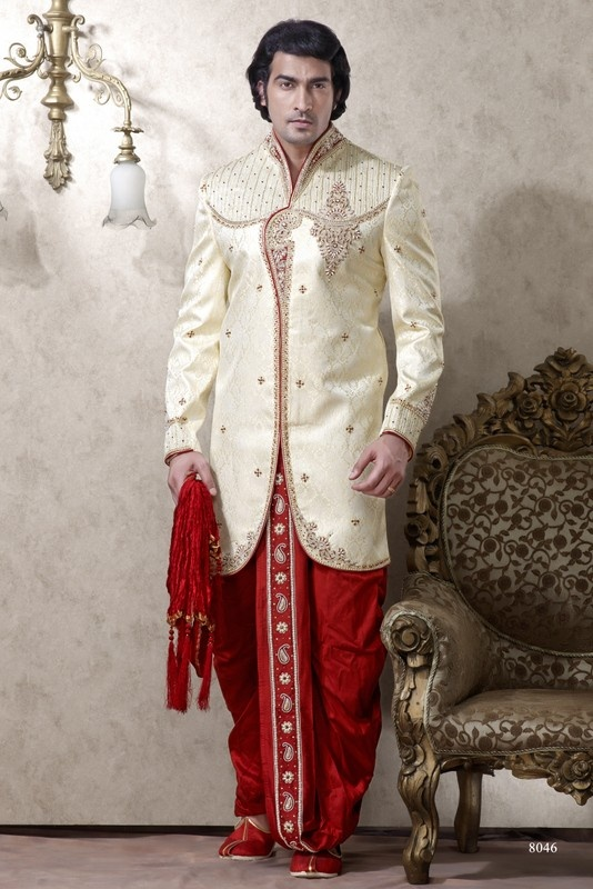 102 best Dress for Indian Grooms images on Pinterest | India fashion ...