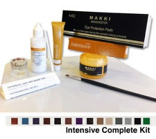 Intensive Eyelash tint kit