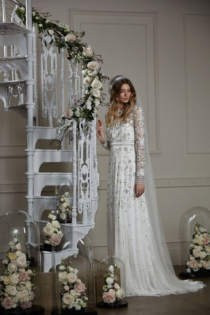 Embellished wedding dresses so beautiful you'll want to get married - CosmopolitanUK