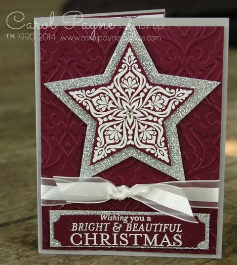 Blackberry Bliss Bright & Beautiful! by Carol Payne - Cards and Paper Crafts at Splitcoaststampers