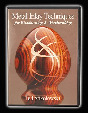 DVDs by Ted Sokolowski - Metal Inlay