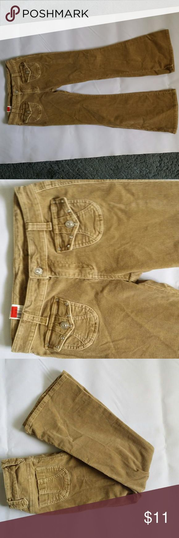 NWT Sideout cord pants two studded  front pockets and two back pockets. Bottoms Casual