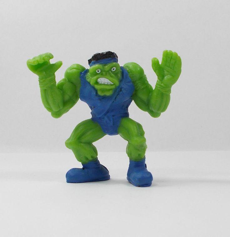 Monster Ninja Warriors In My Pocket - 1 Franken Ninja - Mini Figure