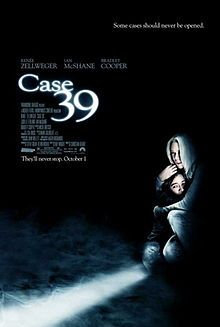 CASE 39 (2009) - To rescue 10-year-old Lilith Sullivan from her abusive parents, idealistic social worker Emily Jenkins welcomes the girl into her home -- only to discover that Lilith isn't quite the innocent victim she claims to be.