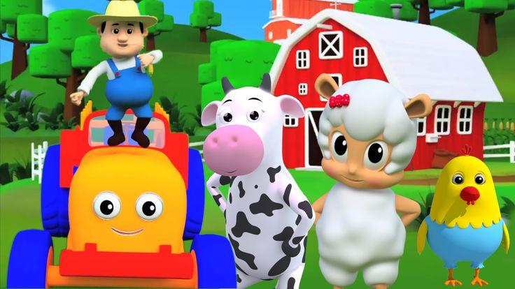 Old MacDonald hatte eine Farm | Kinderlieder Zusammenstellung in Deutsch